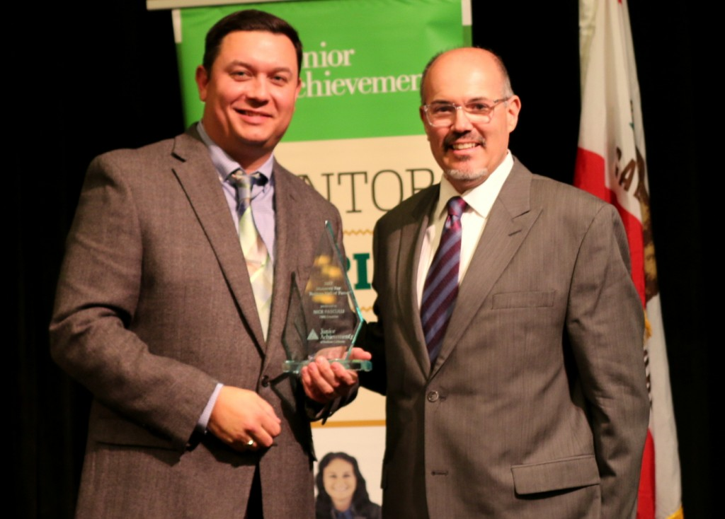 TMD's Nick Pasculli Honored for Inspiring Career