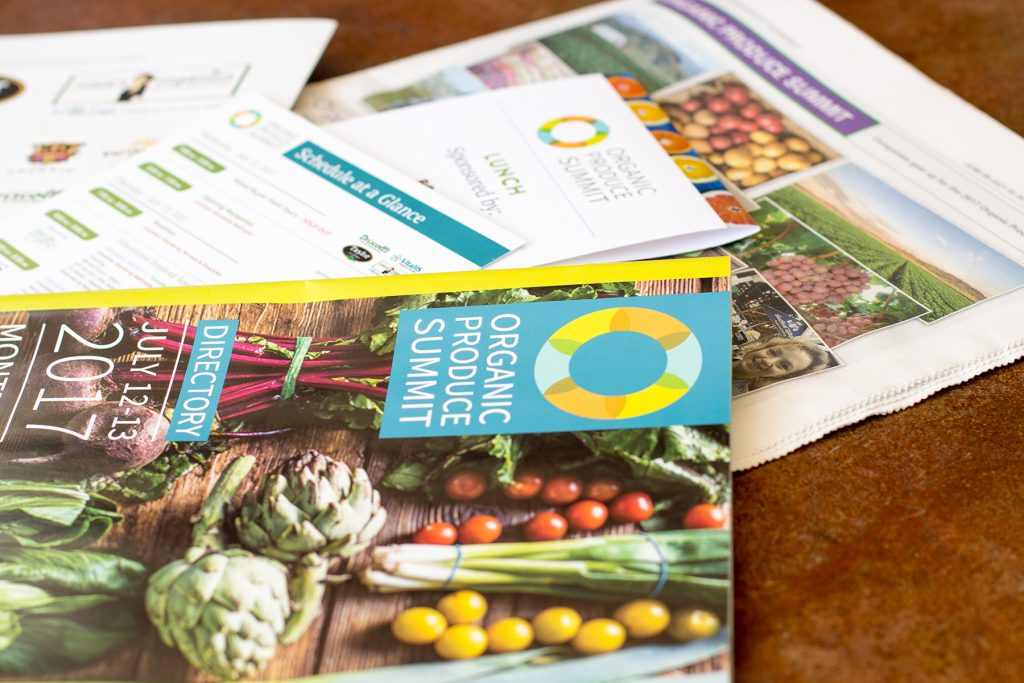 Case Study: Organic Produce Summit 2017