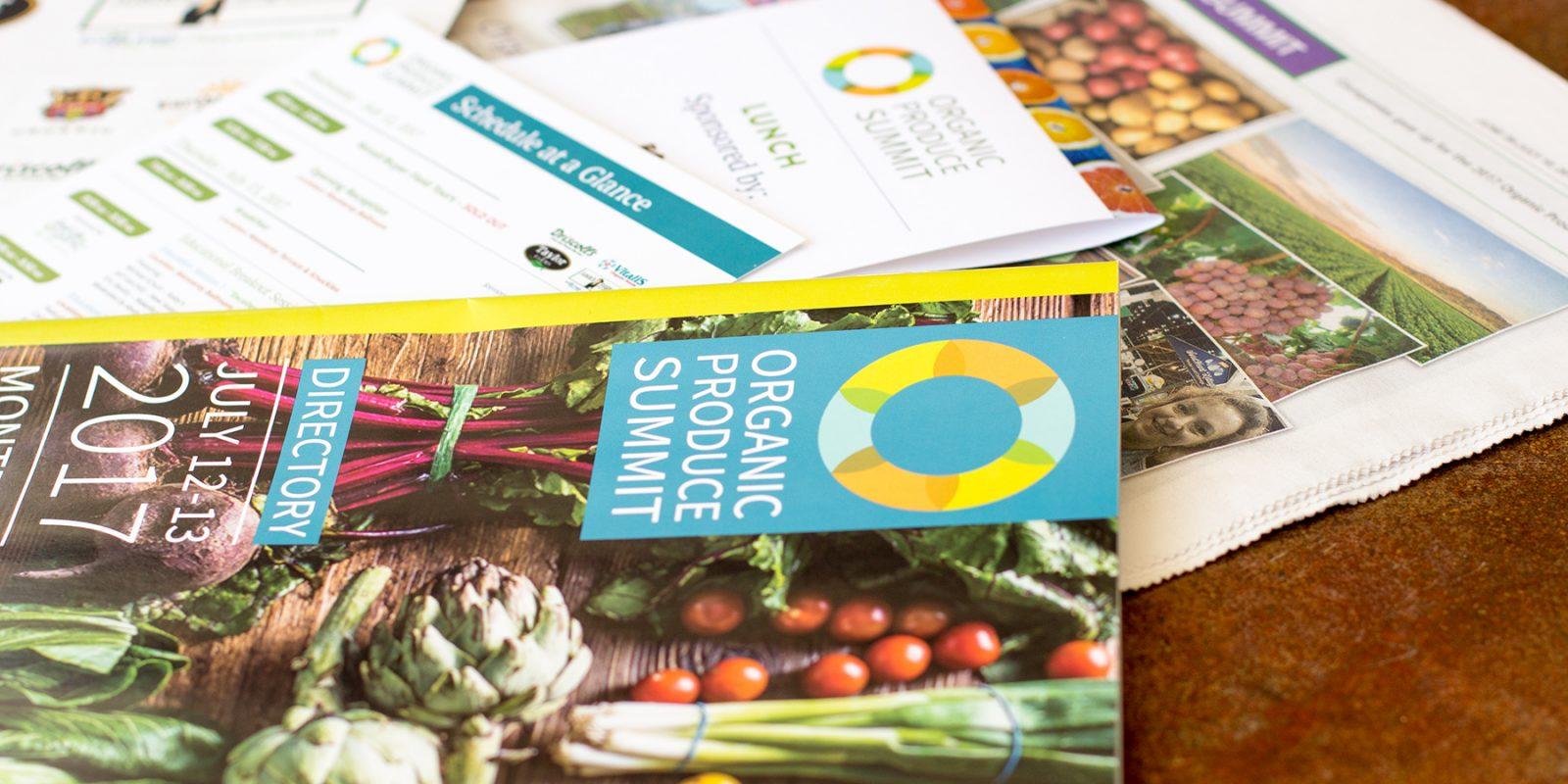 Case Study: Organic Produce Summit 2017